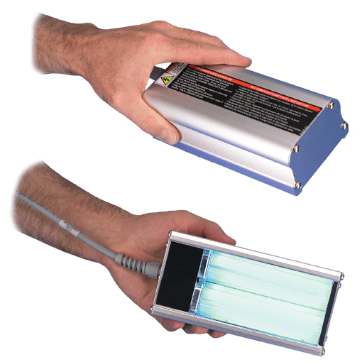 Solarc 100-Series Handheld portable home phototherapy device