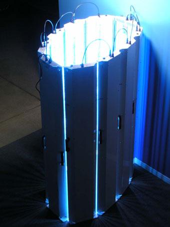 s4 019 multidirectional uvb narrowband psoriasis lamp