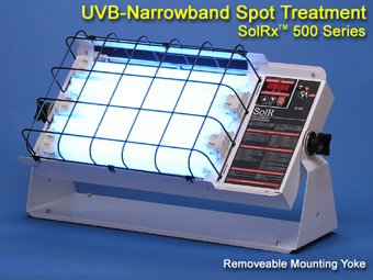 uvb narrowband 2045a Home phototherapy