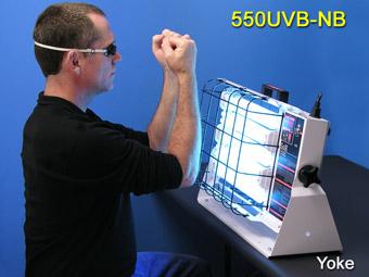 uvb narrowband 6049a Solrx 500-Series