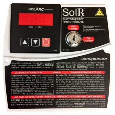 Solarc 100-Series controller