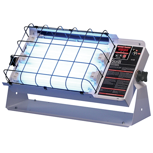 SolRx 550 3 Solarc Systems Inc UVB-NB Phototherapy