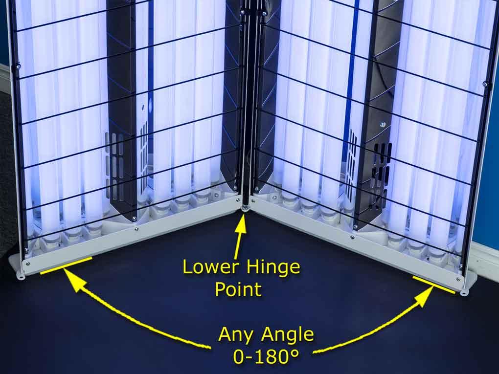 1M 1A Adjustability Illustration 8 SolRx E-Series