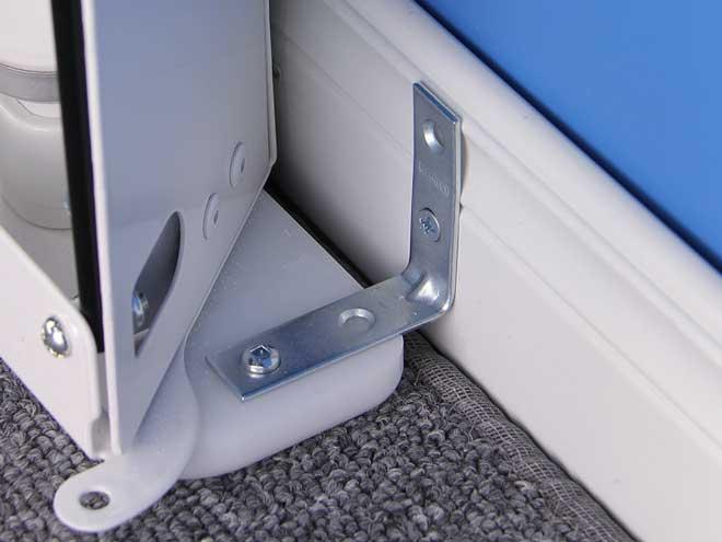 Angled Bracket 7 SolRx E-Series