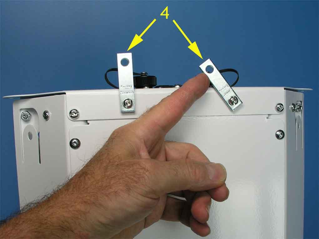 Top Cap Diagram Backside 7 SolRx E-Series