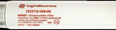 UVB-Broadband Bulbs
