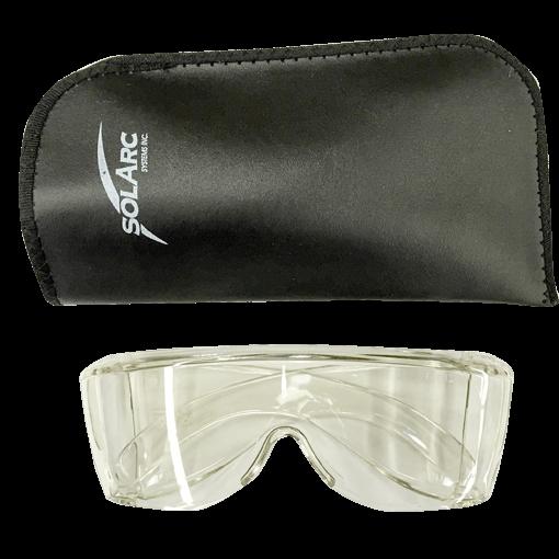 Solarc Clear Staff Glasses
