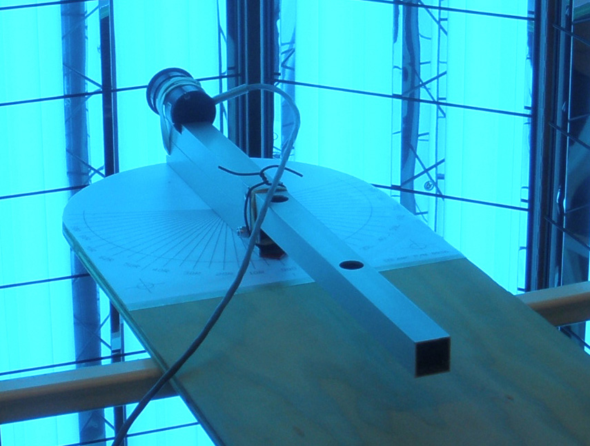 multidirectional phototherapy performance test jig1