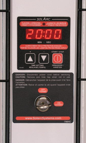 narrowband uvb 00591 SolRx 1780UVB-NB-230V