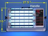 uvb narrowband 1153d Solrx 500-Series