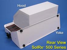uvb narrowband 2137 Solrx 500-Series