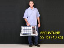 uvb narrowband 6059 Solrx 500-Series